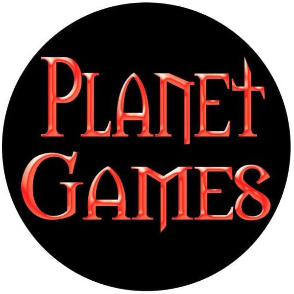 Logo Planet Games