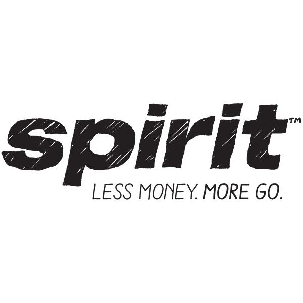 Logo Spirit Airlines